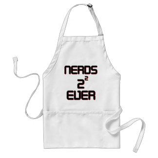 Nerds 4 Ever Standard Apron