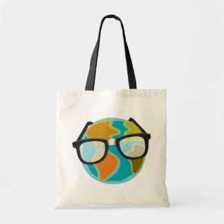 Nerds for the Earth Tote Bag