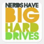 Nerds have big hard drives