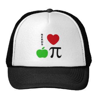 Nerds Love Apple Pie Cap