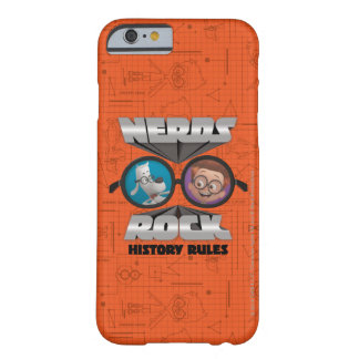 Nerds Rock Barely There iPhone 6 Case