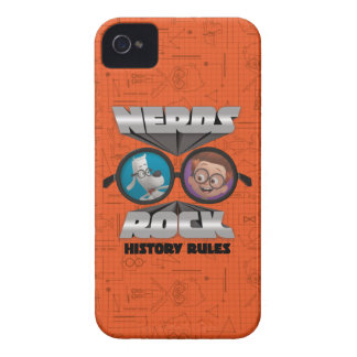 Nerds Rock Case-Mate iPhone 4 Cases