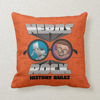 Nerds Rock Cushion