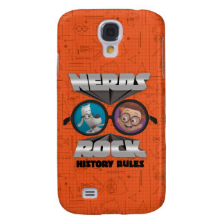 Nerds Rock Galaxy S4 Case