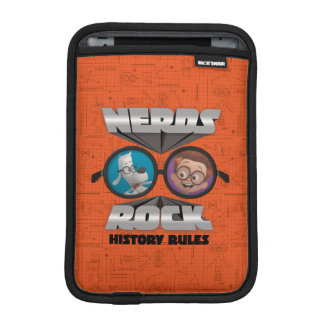 Nerds Rock iPad Mini Sleeves
