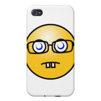 Nerds Rock Cases For iPhone 4