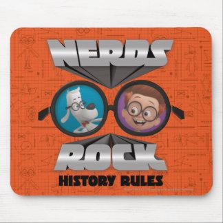 Nerds Rock Mouse Pad