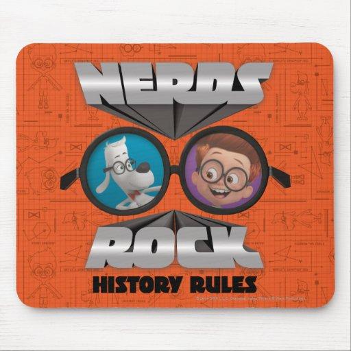 Nerds Rock Mousepad