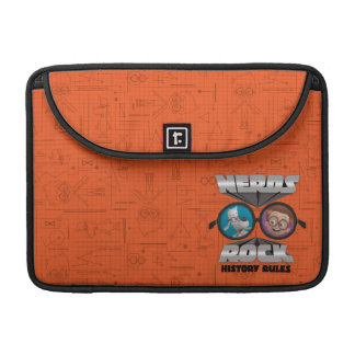 Nerds Rock Sleeve For MacBooks