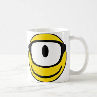 NerdSmile Cyclops Basic White Mug