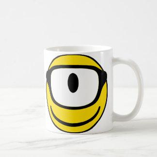 NerdSmile Cyclops Classic White Coffee Mug