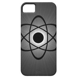 Nerdy Atomic BT iPhone 5 Case, Gray
