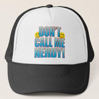 Nerdy Call Life B Trucker Hat