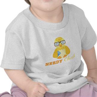 Nerdy Chick Tshirt