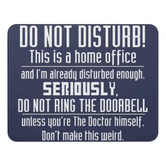 Funny Door Signs Zazzle Co Uk