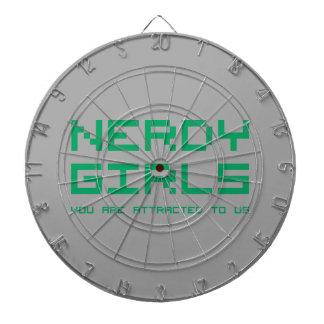Nerdy Girls 2 Dartboards