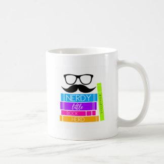 Nerdy Little Book Herd Coffee Mug