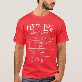 Nerdy Love T-Shirt
