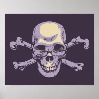 Nerdy Pirate Poster