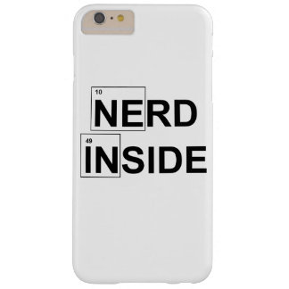 nered inside barely there iPhone 6 plus case