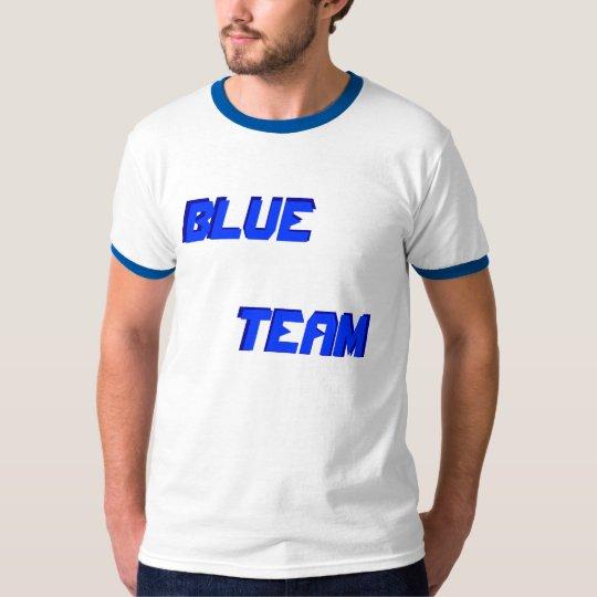 Nerf Wars Blue Team Tee
