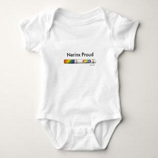 Nerinx Proud Baby Romper Baby Bodysuit