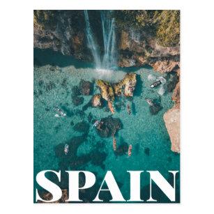 Nerja, Spain Postcard