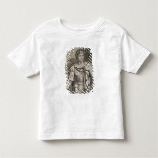Nero Claudius Caesar Emperor of Rome 54-68 AD engr Toddler T-Shirt