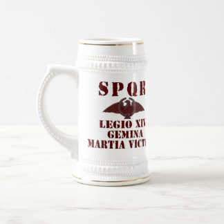 Nero's 14th 'Mars Victorious' Roman Legion Stein