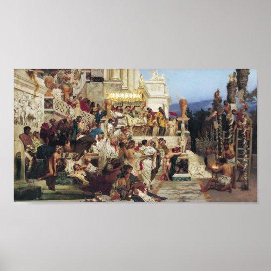Nero's torches poster