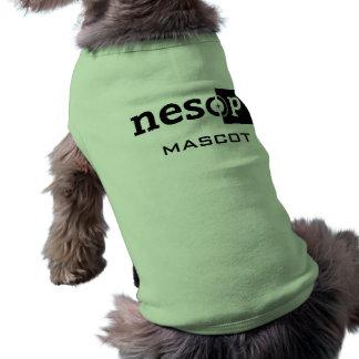 NESOP Mascot - Multiple Colors Available Sleeveless Dog Shirt