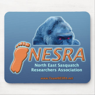 NESRA Logo Mousepad with Creature