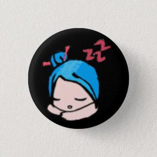 nessaSleeper 3 Cm Round Badge