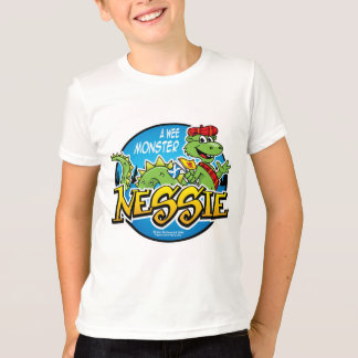 Nessie: A Wee Monster T-Shirt