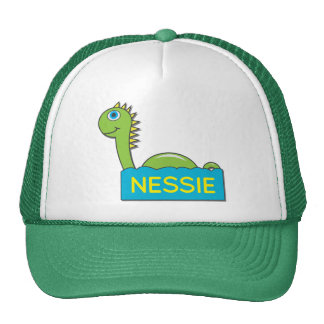 Nessie Mesh Hat