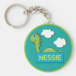 Nessie Key Chain