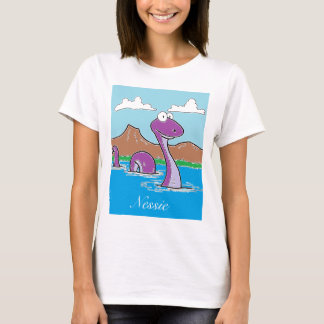 Nessie: the Loch Ness Monster T-Shirt