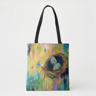 Nest Bag by MaryLea Harris