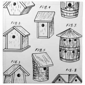 Nest Box item range Cloth Napkin