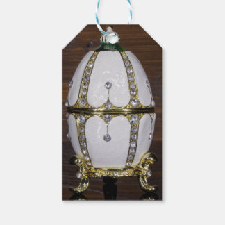 Nest of Pearls eggs Gift Tags