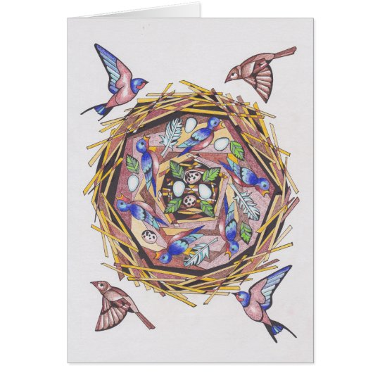 Nest Sweet Nest Card