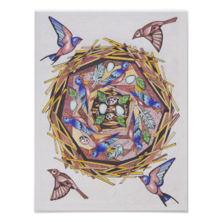 Nest Sweet Nest Poster