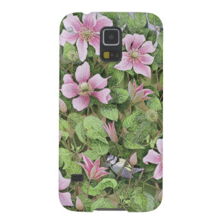 Nesting in Clematis Galaxy S5 Case