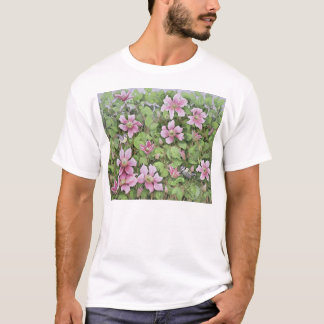 Nesting in Clematis T-Shirt