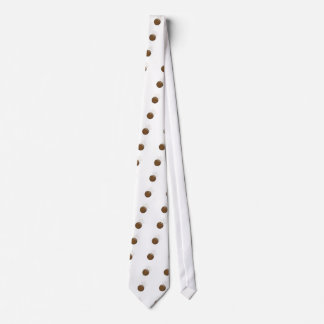 Net and Basketball Tie