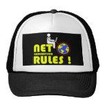 Net generation rule! trucker hats