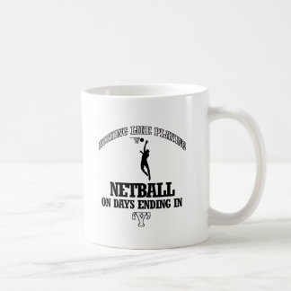 NETBALL designs Coffee Mug