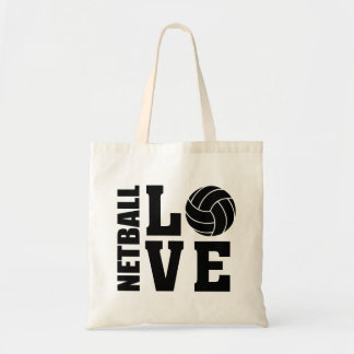 Netball Love, Netball Tote Bag