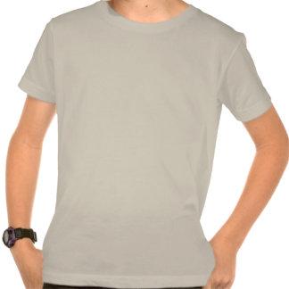 Netball Player Rebound Ball Shield Retro Tshirt