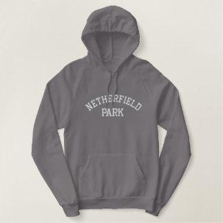 Netherfield Park England Jane Austen hoodie